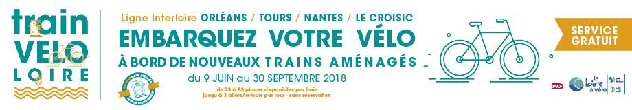 Parcourez à vélo la Région Centre Val de Loire !