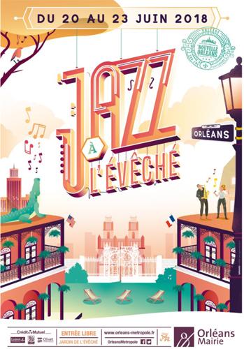 Jazz à l'évéché d'Orléans 2018
