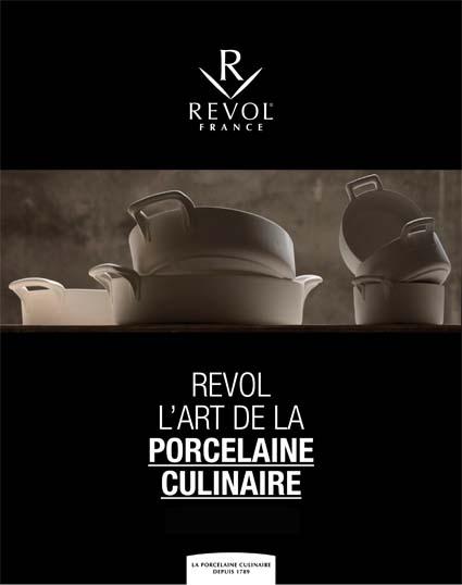Design La Porcelaine Revol Orlans
